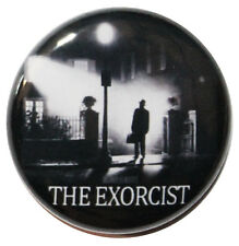 "1"" (25mm) The Exorcist 1973 Button Badge Pin - High Quality Custom Badge"