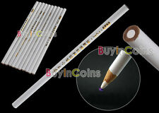 2 X Nail Art Picking Tools Pencil Rhinestones Gems Pen Diamonds Crystals Bling