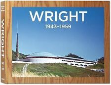 Wright, 1943-1959 by Bruce Brooks Pfeiffer (2009, Hardcover)