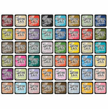 Tim Holtz MINI Distress Ink Stamp pad set 52 LOT RANGER  complete Lot  MINI PADS