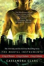 The Mortal Instruments : City of Bones; City of Ashes; SCU# Library 10