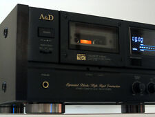 A&D GX-Z7100EV 3-Head Stereo Cassette Deck 100V Japanese Version