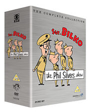SGT. BILKO:THE PHIL SILVERS SHOW - THE COMPLETE COLLECTION [NEW DVD]