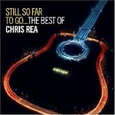"CHRIS REA ""STILL SO FAR TO GO - BEST OF..."" 2 CD NEU"
