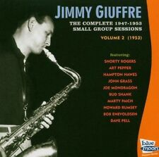 JIMMY GIUFFRE - COMPLETE 1946-53 SMALL GROUP SESSIONS  CD NEU