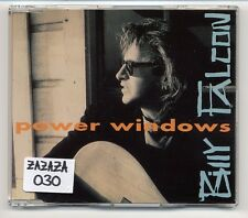 Billy Falcon Maxi-CD Power Windows - German 3-track - produced by Jon Bon Jovi !