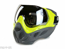 Valken SLY Profit Paintball Mask Goggles LE Highlighter/Grey [DA3]