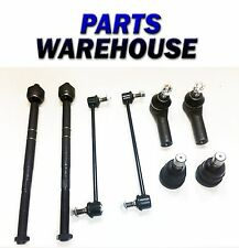 8 Pc Ball Joint Tie Rod End Sway Bar Kit - Ford Escape/Mazda Tribute 1 Year Wrty