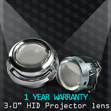 3.0Inch Bright Mini HID Bi-xenon Projector lens Kit HID Headlight With Shroud