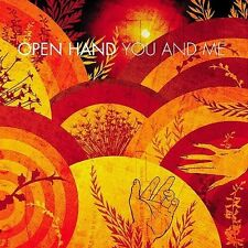 OPEN HAND - You and Me CD Mars Volta Deftones Tool Team Sleep At the Drive In