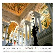 The Most Beautiful Libraries in the World by Jacques Bosser (2003, Hardcover)
