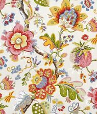 Braemore Wonderland Pearl Fabric By The Yard