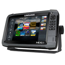 Lowrance HDS-9 GEN3 Bundle Insight 83/200KHZ & Lss Transducer  HDS9