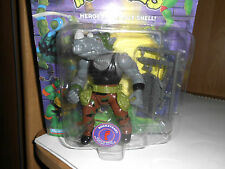 Rocksteady 1988 NEW NEU Turtles TMNT MOC Figur Figure Oneil OVP NIP 1994 1995