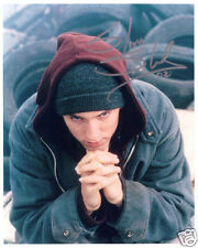 EMINEM AUTOGRAPH SIGNED PP PHOTO POSTER