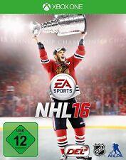 NHL 16 2016 EN INGLES NUEVO PRECINTADO XBOX ONE
