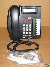 T7208 NORSTAR NORTEL CHARCOAL PHONE REFURBISHED