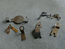 Lot Of 7 NOS SMQ, ETA/ESA, PUW, ETC Quartz Battery Clamps