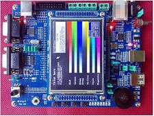 NXP ARM Cortex-M3 LPC1768 development board+3.2 inch color module version V2.0