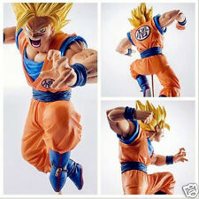 BANPRESTO FIGURE COLOSSEUM DRAGONBALL SCultures BIG SUPER SAIYAN 2 SON GOKOU