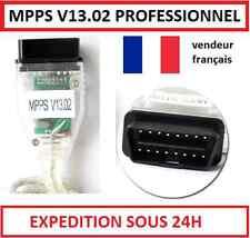 ★★ Interface valise MPPS V13.02 PROFESSIONNEL OBD OBD2 + Logiciel MPPS V16 ★★