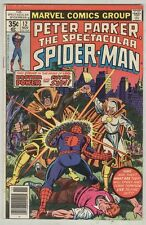 Spectacular Spiderman #12 November 1977 VG Brother power, Sister Sun