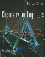NEW - Chemistry for Engineers - Hardcover