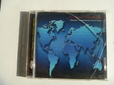 UNITY AROUND THE WORLD DIGIPAK  RARE LIBRARY MUSIC SOUNDS CD