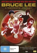 Bruce Lee a Warrior's Journey NEW R4 DVD
