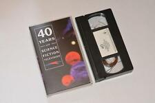 VHS Video ~ 40 Years of Science Fiction Television ~ Tring Video