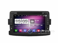 Navidroid® Dacia - Duster/Logan/Sandero/Dokker/Lodgy - Android, GPS, HD, BT, DVD