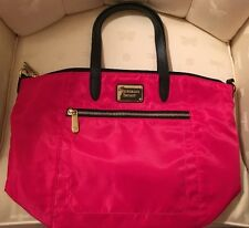 Victoria's Secret Handbag Purse Crossbody Handbag Bag - Pink Nylon - New