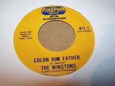 "THE WINSTONS ""Color Him Father""=Trophy Series 45=NORTHERN SOUL"