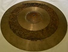 "Istanbul Agop Sultan Handmade Turkish Ride Cymbal 20""Free Shipping Worldwide"