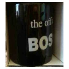 'The Office BOSS' Mug Funny Novelty Tea Coffee Cup Joke Christmas Secret Santa