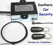 Sterling Excel Thatcham Cat 2 Transponder Immobiliser, Car, Van category 2 NEW