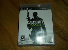 CALL OF DUTY MODERN WARFARE 3 (Sony Playstation 3) PS3