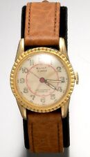 Elida Swiss Watch with 17-Jewel Incabloc Movement Vintage C. 1950's