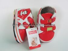 54% OFF! AUTH FISHER PRICE BABY BOY'S SHOES BRODY SIZE 1 / 0-4 mos BNEW IN BOX