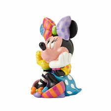 """Disney by Romero Britto Minnie Mouse Big Fig 4057041 Limited Edition #d 1250 15"""""""