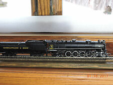 Bachmann Spectrum HO 4-8-2 USRA Heavy Mountain Loco C&O # 543, DCC (Item #82503)