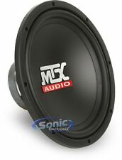 "MTX TN12-02 200 Watt RMS 12"" Terminator Series Single 2 ohm Car Subwoofer"