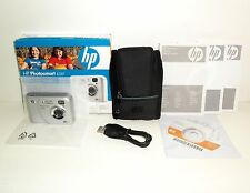 HP PHOTOSMART E337 - 5.0 MP COMPACT DIGITAL CAMERA + CUSTODIA ORIGINALE HP