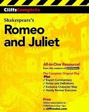 Romeo and Juliet (Cliffs Complete)