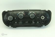Mercedes C230 Coupe 01-05 A/C Heater Climate Control Panel 2038300285