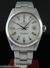 Very Nice Rolex Oyster Perpetual Date Stahl Ref 1500 in sehr gutem Zustand