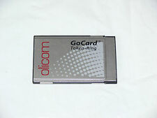 OLICOM GOCARD TOKEN RING OC-3221 NO DONGLE 16 BIT LAPTOP PCMCIA CARD - UK SELLER