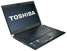 "ULTRADÜNNES TOSHIBA PORTEGE R830 Core i3 2.GENERATION/13,2""HD/4GB-RAM/160GB-HDD"