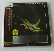 HUMMINGBIRD - Diamond Nights JAPAN SHM MINI LP CD OBI NEU RAR! UICY-94678