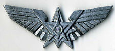 Starship Troopers Fleet Wings PolyUrethane Pin Badge
